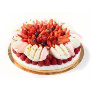 Pavlova_Fruits Rouges